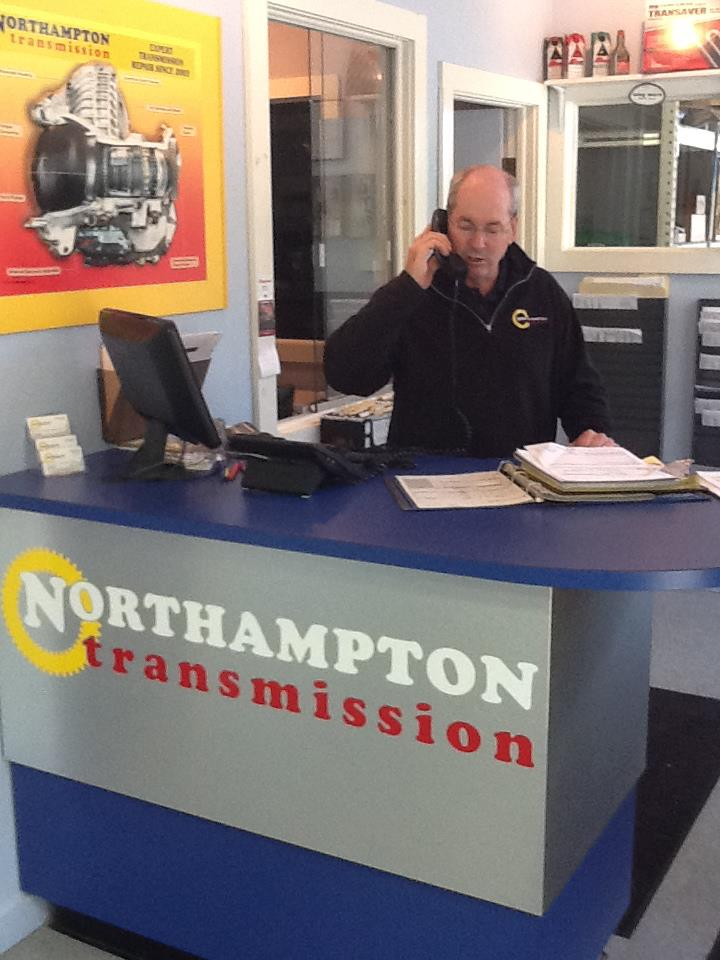 John Hunter, Owner, Northampton Transmission